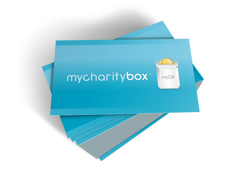 myCharityBox cards